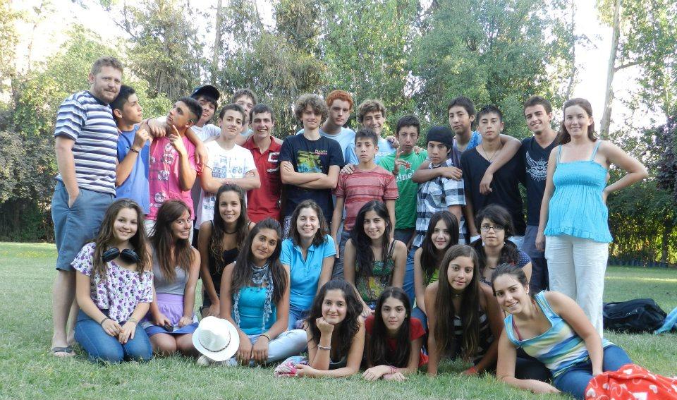 Campamento Descansa 2012