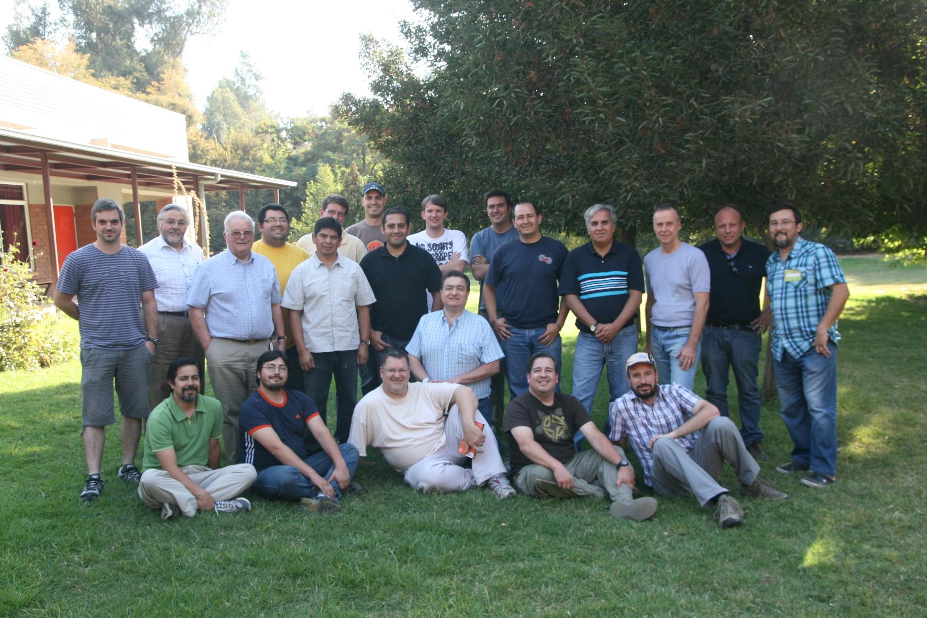 Retiro Hombres 2012