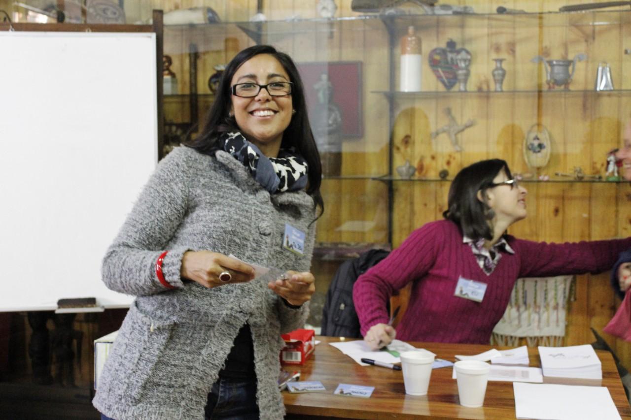 Retiro Mujeres 2014