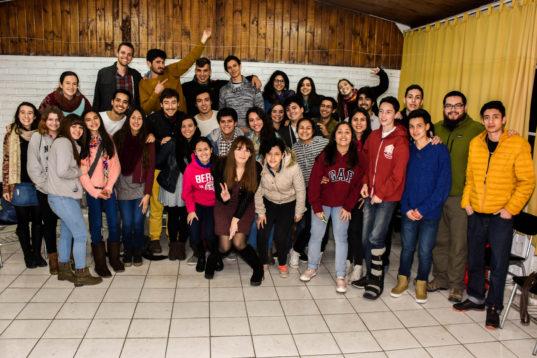 jovenes 2016