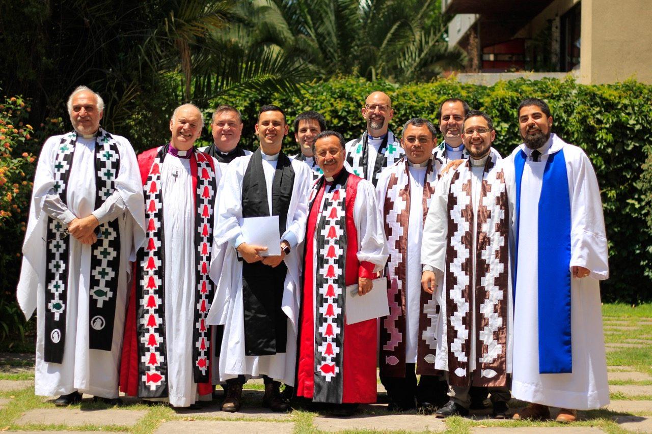 Ordenación Presbitero Christian Concha