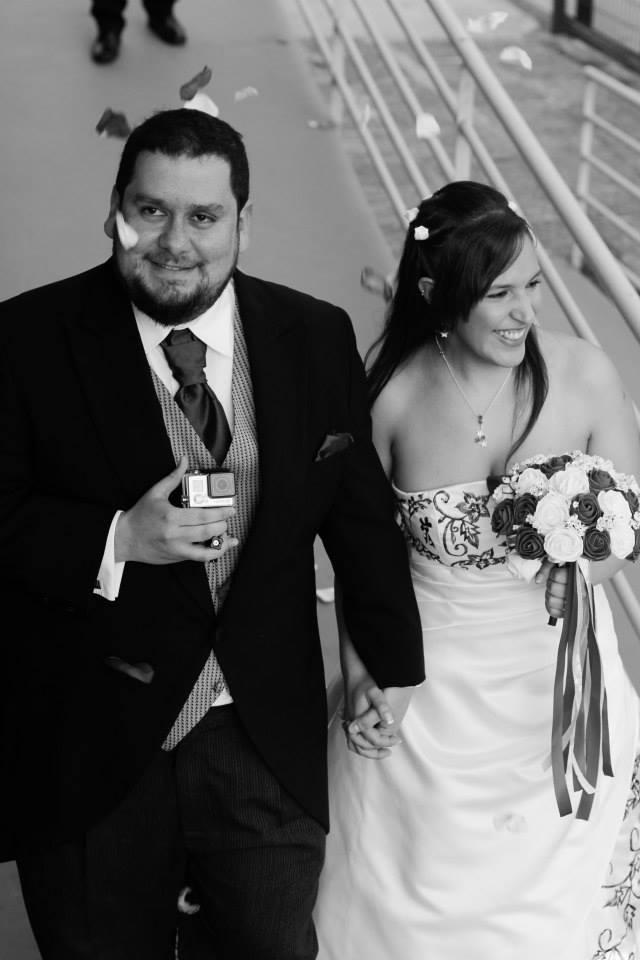 Matrimonio Alvaro y Pamela